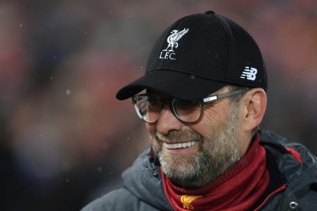 Klopp will miss 'Anfield boost' if Premier League resumes