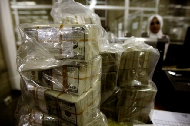 US family hands in $1 million they found on the street