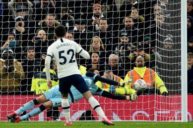 Tottenham's Parrott set to miss Premier League restart after appendix removal