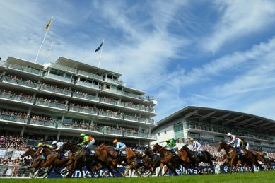 Racing under starters orders on road to redemption