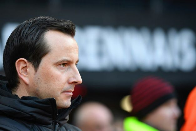 For Rennes coach, Champions League dream is not quite how he imagined it