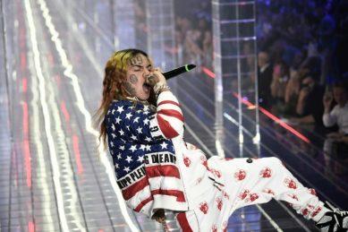 Rapper Tekashi69 smashes Instagram live record with post-prison boast