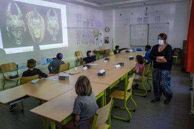 France forced to re-close schools as coronavirus flare ups occur