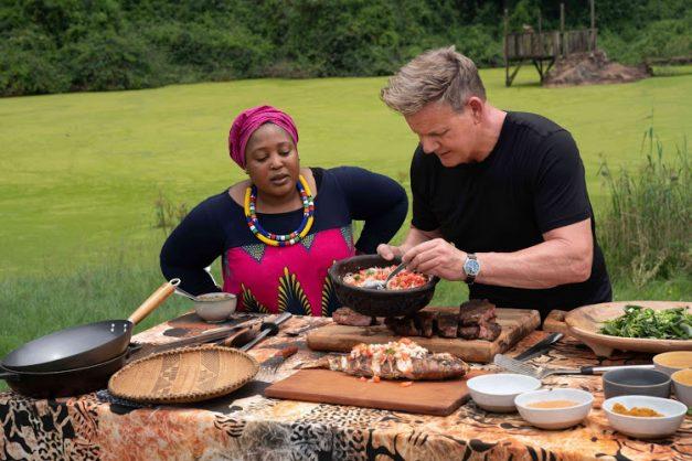 Season two of 'Gordon Ramsay: Uncharted' kicks off in SA