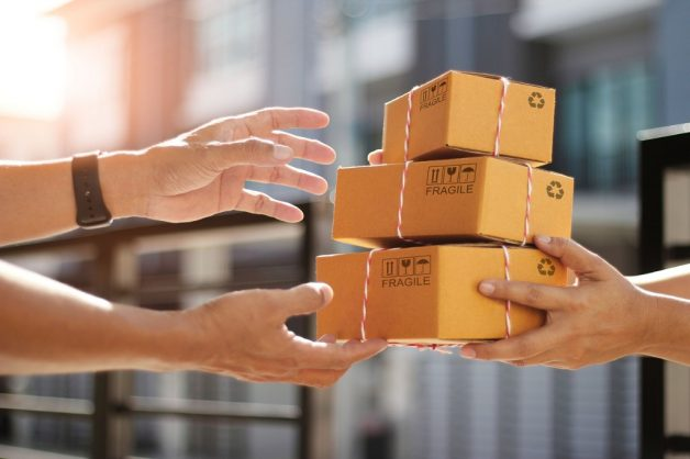 How to accept deliveries safely as online shopping on all products resumes