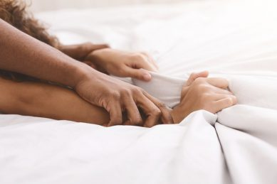 There's no 'normal' when it comes to how often couples have sex