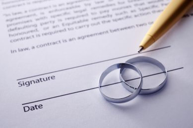Couples can now apply for a marriage certificate