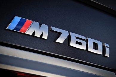 BMW M760Li's V12 heart stops beating this year