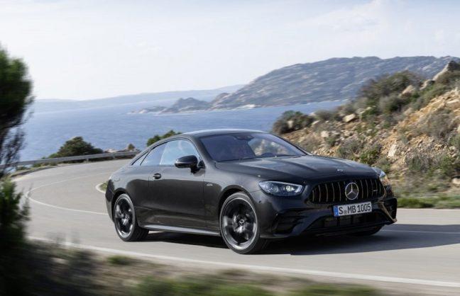 Bent-eight burble will remain quiet for two-door Mercedes-Benz E-Class models