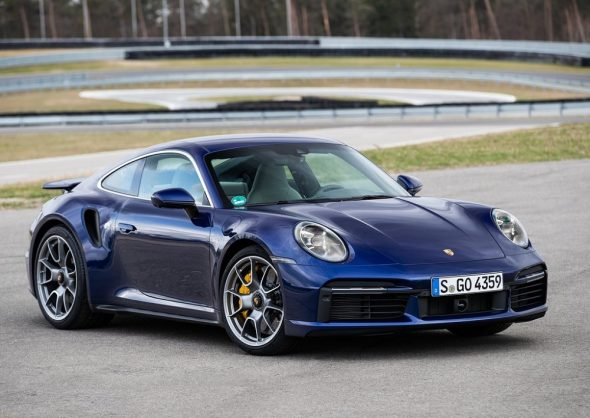 Porsche 911 line boss switches all-electric possibility off