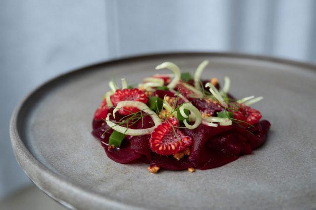 Recipe: Salt-baked beetroot
