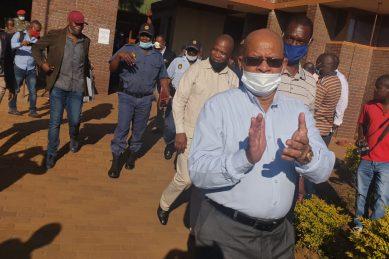 Limpopo premier takes action against Nehawu leaders