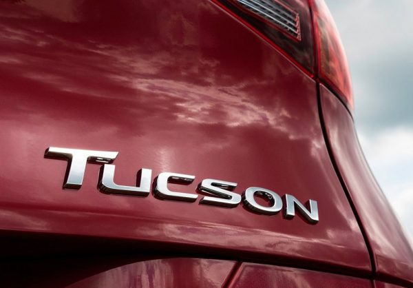 All-new Hyundai Tucson spied revealing small bits of its true self