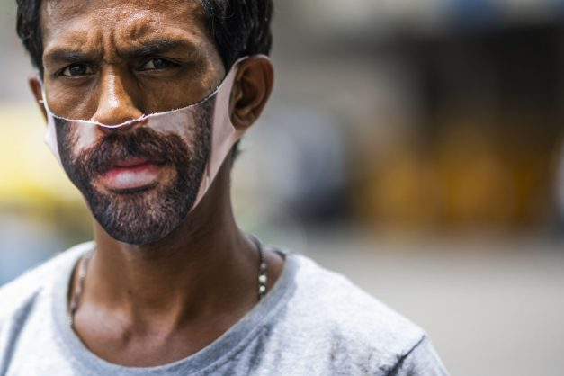 'Don't exercise with a mask on' warns WHO
