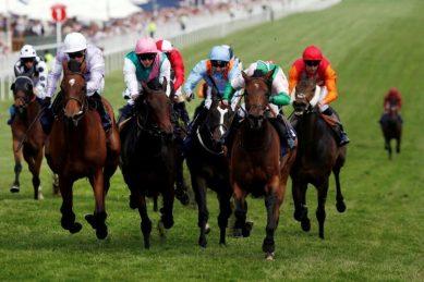 Racing passes its exam on coronavirus return