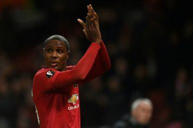 Ex-Manchester United striker Ighalo joins Saudi's Al-Shabab