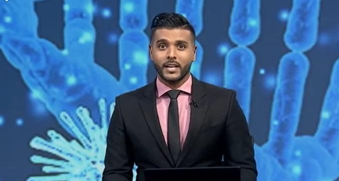 eNCA news anchor Shahan Ramkissoon tests positive for Covid-19