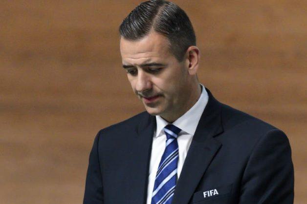 Former FIFA finance director and secretary general Markus Kattner given 10-year ban