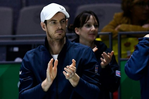 Murray 'not expecting much' after winning return