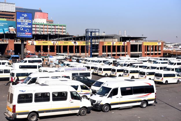 Minibus taxis: Why operational subsidies are key to reforming the sector
