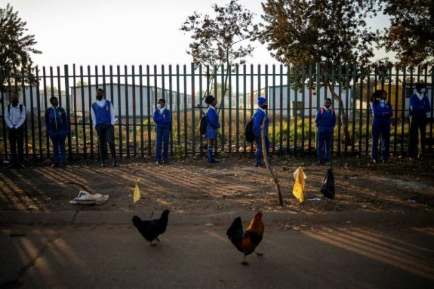 Some schools telling learners to go home due to lack of PPE