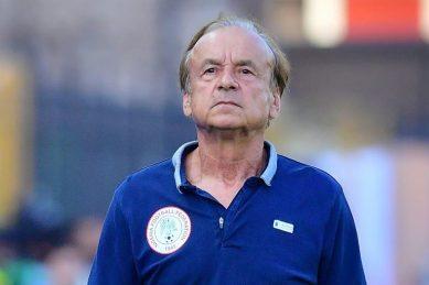 Nigeria name six uncapped players for Ivory Coast, Tunisia friendlies