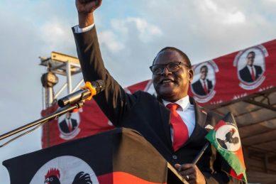 Lazarus Chakwera, ex-preacher turned Malawi's new president