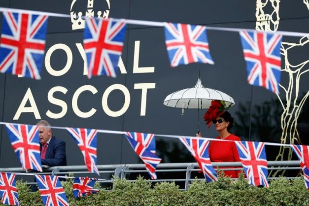 A kind of hush for magnificent Royal Ascot
