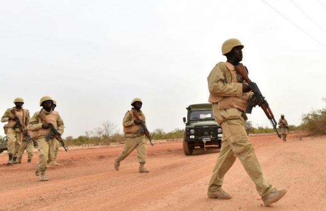 Burkina Faso blast kills six, mostly children