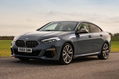 BMW M235i wants to be thé fast but still small Gran(d) Coupe