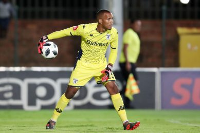 Wits 'keeper Goss expects another Orlando Pirates cracker