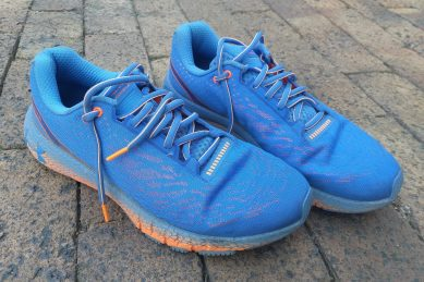 Could a pair of shoes actually replace a running coach?