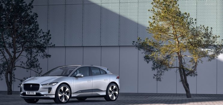 New infotainment and faster charge stars in updated Jaguar I-Pace