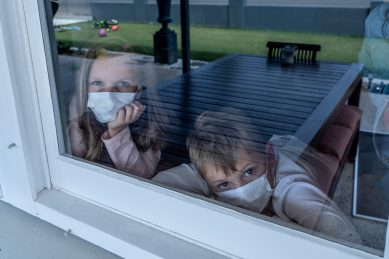 Is the pandemic having a detrimental effect on your child's mental health?