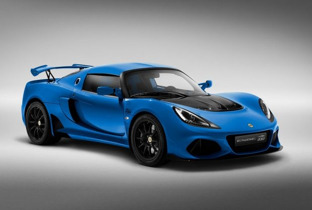 Lotus Exige turns 20 with special anniversary edition