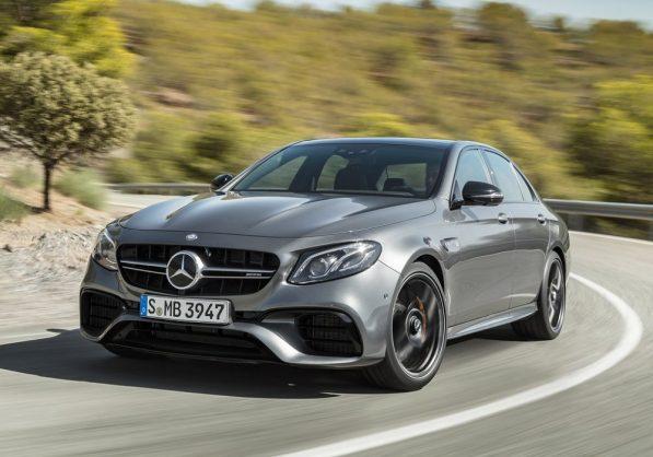 Facelift Mercedes-AMG E63 revealing itself on 18 June