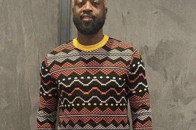 NBA star Dwyane Wade proudly wears MaXhosa clothing