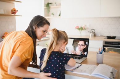 Personality fit between parent and child is key for homeschooling