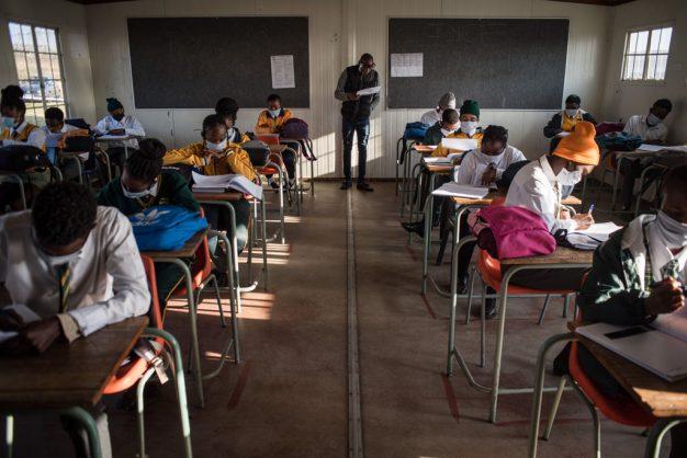 775 schools hit by Covid-19 across SA