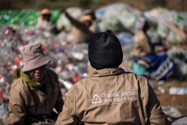 Pilot programme shows residents' willingness to support waste reclaimers