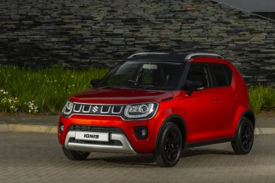 Facelift Suzuki Ignis arrives with static price tag
