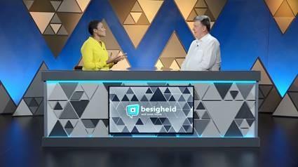 AVBOB shines bright on new TV business breakfast show