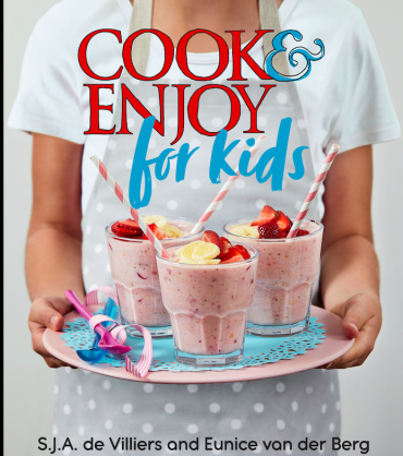 New children's cookbook will get them excited about cooking