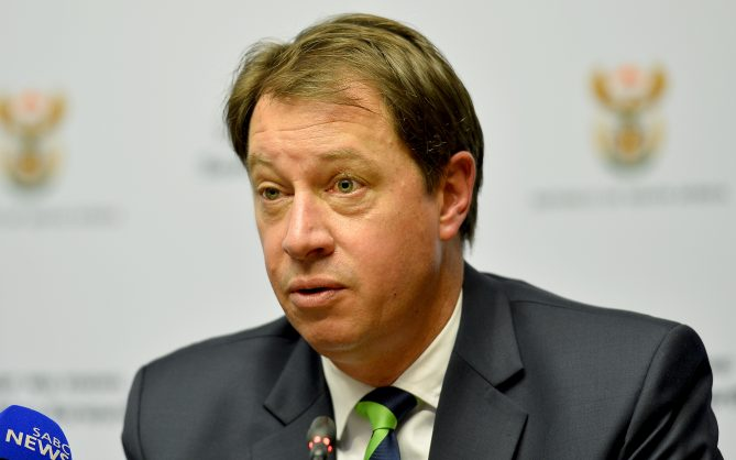 SA Rugby aware of possible Super Rugby exclusion