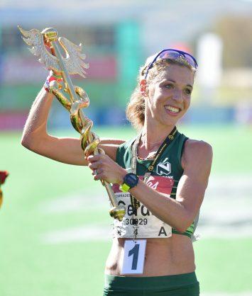 Ultra-distance queen Gerda Steyn eager to 'race' again