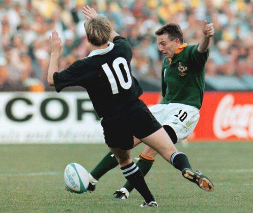 PICS: Joel Stransky – 1995 World Cup drop-goal hero remembers