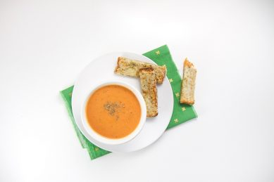 Easy tomato soup for toddlers