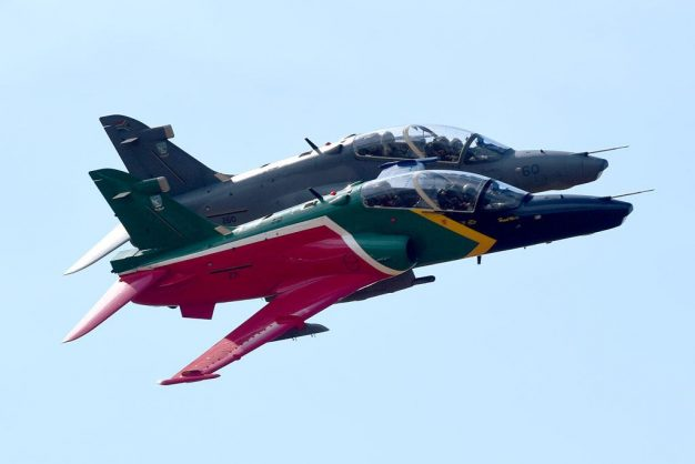 SANDF budget cuts send Air Force into tailspin