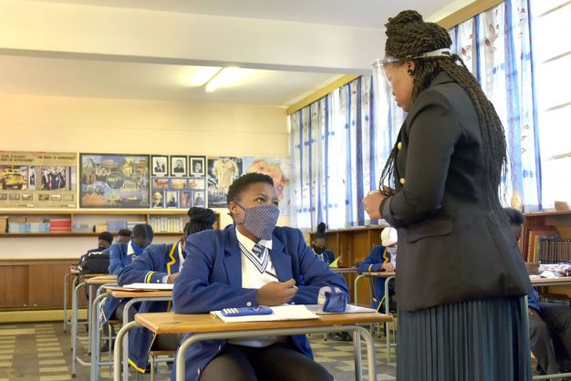 SA schools brace themselves as more pupils head back