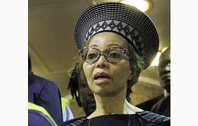 I've never laundered money, under-fire Bridgette Motsepe-Radebe says